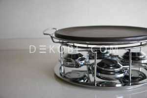 refractory ceramic dish with 4 burners r1a002 1