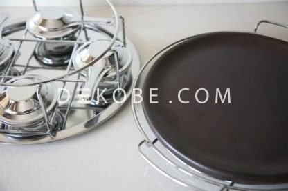 refractory ceramic dish with 4 burners r1a002 5
