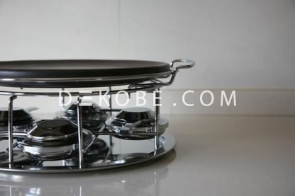 refractory ceramic dish with 4 burners r1a002 6